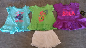 0-3 mth girl clothes