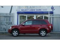 2010 10 SUZUKI GRAND VITARA 1.9 SZ4 DDIS 5D 129 BHP PRIVACY GLASS DIESEL