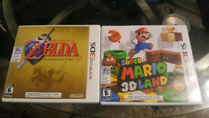 Nintendo 3DSXL Games *see listing for price* p/u in NW