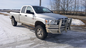 2007 Dodge 3500 5.9 Cummins 4x4  longbox