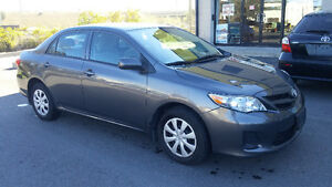 2012 Toyota Corolla CE Sedan. Only 89K. Certified and e.tested.