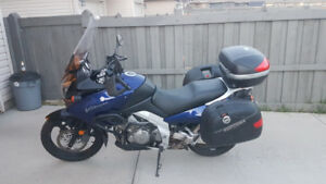 REDUCED 2004 SUZUKI VSTROM 1000 !!!