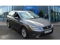 2016 SEAT Leon 1.6 TDI 110 SE 5dr -Coloured Touch Screen, Bluetooth, Voice Contr