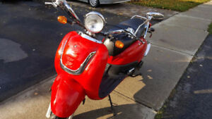 2008 Tomos velo moped for sale 150cc in Brampton 416-919-4765