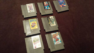 Nes games up for grabs