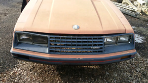 Mustang79 a good parts car or project brand new windshield i do