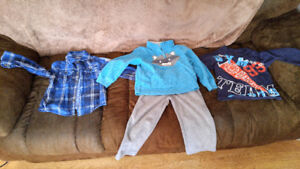 Assorted Clothes (For 4 yr Old)