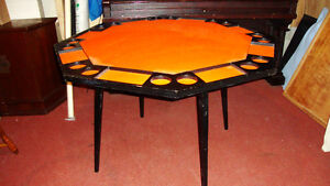 Table à Poker