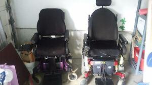QUANTUM 6000 Z  /  TDX SC   Electric Wheel Chair