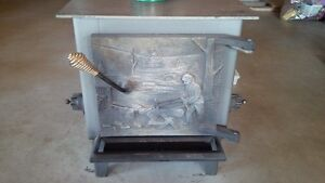 WANTED:  DROLET WOODSMAN WOODSTOVE - WOOD STOVE