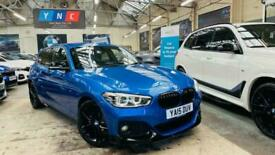 image for 2015 BMW 1 Series 2.0 118d M Sport Auto (s/s) 5dr Hatchback Diesel Automatic