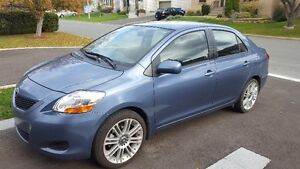 """2009 Toyota Yaris Sedan with 17"""" mags and Sound System"""