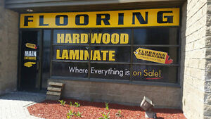 Canadian  Hardwood  on SALE for $3.99 SF