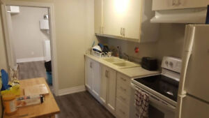 Newly renovated Room for Rent by McMaster! - Available Jan 1st!