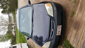 2002 Honda Civic 4 door seden Sedan