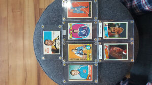 Vintage hockey cards for sale or trade!!! Mint cards and vg-mnt