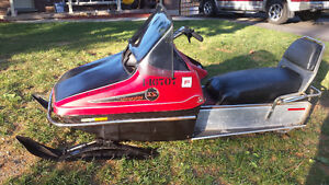 Vintage Sled- Need gone by Sunday- Price reduced