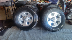 Looking for Spare tire and rim for 4th Gen dodge ram 2500