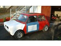 Classic mini project wanted
