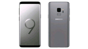 Galaxy S9 64GB unlocked galaxy S9 64gb works perfectly in good c
