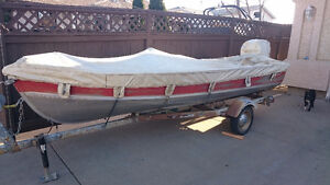 14' Lund Fishing Boat