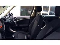 2011 Mini Countryman 1.6 Cooper D 5dr Manual Diesel Hatchback