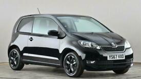image for 2017 Skoda Citigo 1.0 MPI Colour Edition 3dr Hatchback petrol Manual