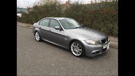 BMW 320d M SPORT BUSINESS EDT MEGA SPEC