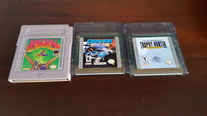 Gameboy and Gameboy colour games - or TRADE