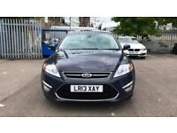 2013 Ford Mondeo 2.0 TDCi 163 Titanium X Powers Automatic Diesel Hatchback