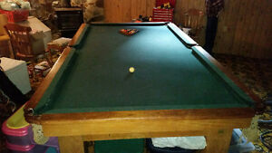 Price Reduced Pool Table for Sale!