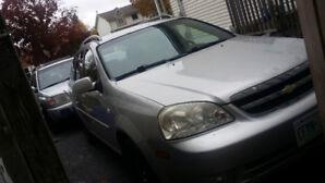 2006 Chevrolet Optra LT Wagon