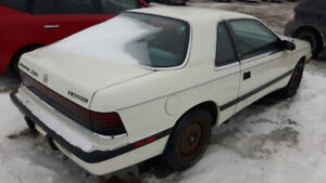 1987 Chrysler Lebaron Coupé (2 portes) 56000 KM