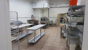 Commercial Co-Op Kitchen