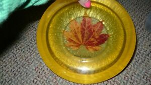 "VINTAGE TIMELESS ""LUCITE B.C. CANADA"" SOUVENIER BOWL FOR SALE Kitchener / Waterloo Kitchener Area image 8"