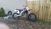 honda crf250 ultra clean