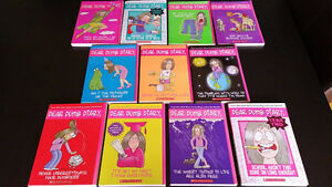 Dear Dumb Diary Lot Of 11 Books - CHEAP!