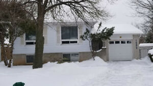 Lowest priced detached home with a garage in Burlington*