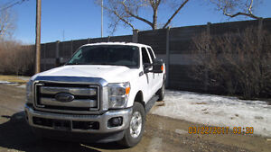 2015 Ford F-250 XLT Super Duty Pickup Truck