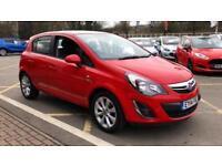 2014 Vauxhall Corsa 1.2 Excite (AC) Manual Petrol Hatchback