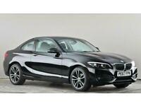 2017 BMW 2 Series 218i Sport 2dr [Nav] Coupe petrol Manual