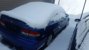 2000 Honda Civic coupe Coupe (2 door)