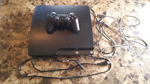 500 gegabite cracked ps3 perfect condition