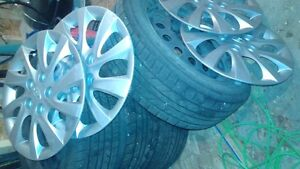 Tires, Rims, Wheel Covers