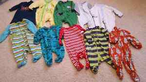 3-6months 92 peices of boy clothes Great Condition