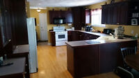Selling Kitchen Cabinets and all appliances