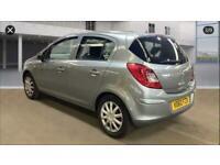2010 Vauxhall Corsa 1.2L EXCLUSIV A/C 5d 83 BHP Hatchback Petrol Manual