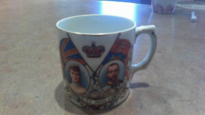 King George 5 and Queen Mary Mug