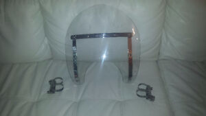Windshield switchblade + Mount kit for honda shadow West Island Greater Montréal image 4