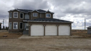 Chestermere ACREAGE, 40 Acres2 Storey, 5 bed, fenced
